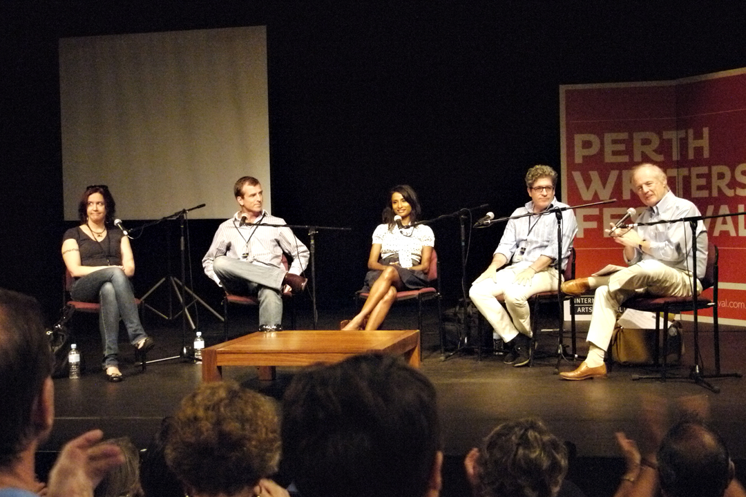 Perth Writers' Festival 2012