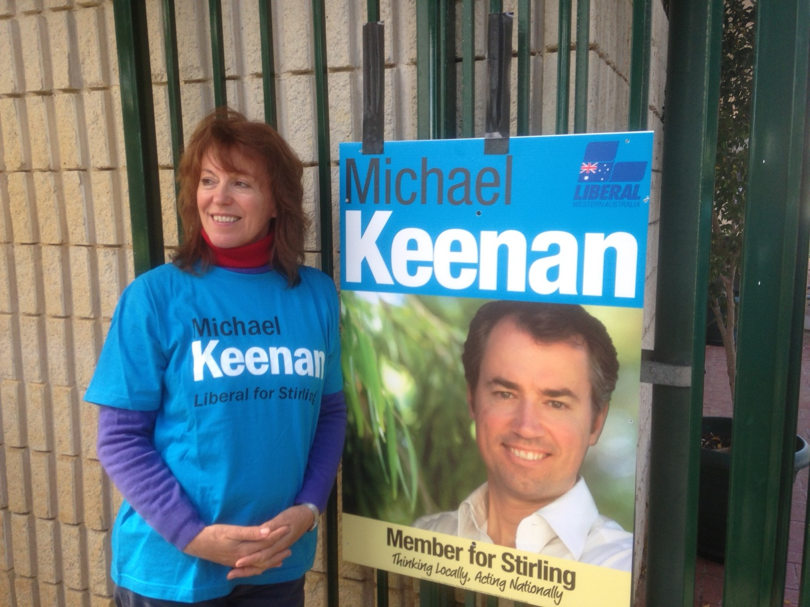 Polling Day Australia 2013