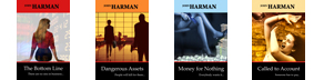 Crime novels by John Harman